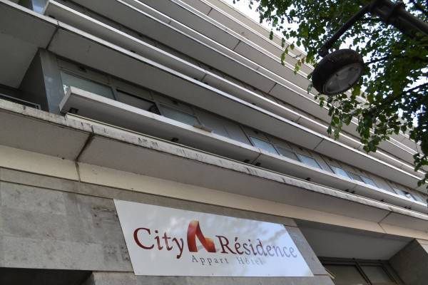 Hotel City Residence Ivry